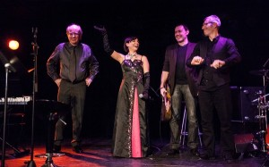 "MACLAIN QUATUOR en concert ""De Piaf à Gainsbourg"""