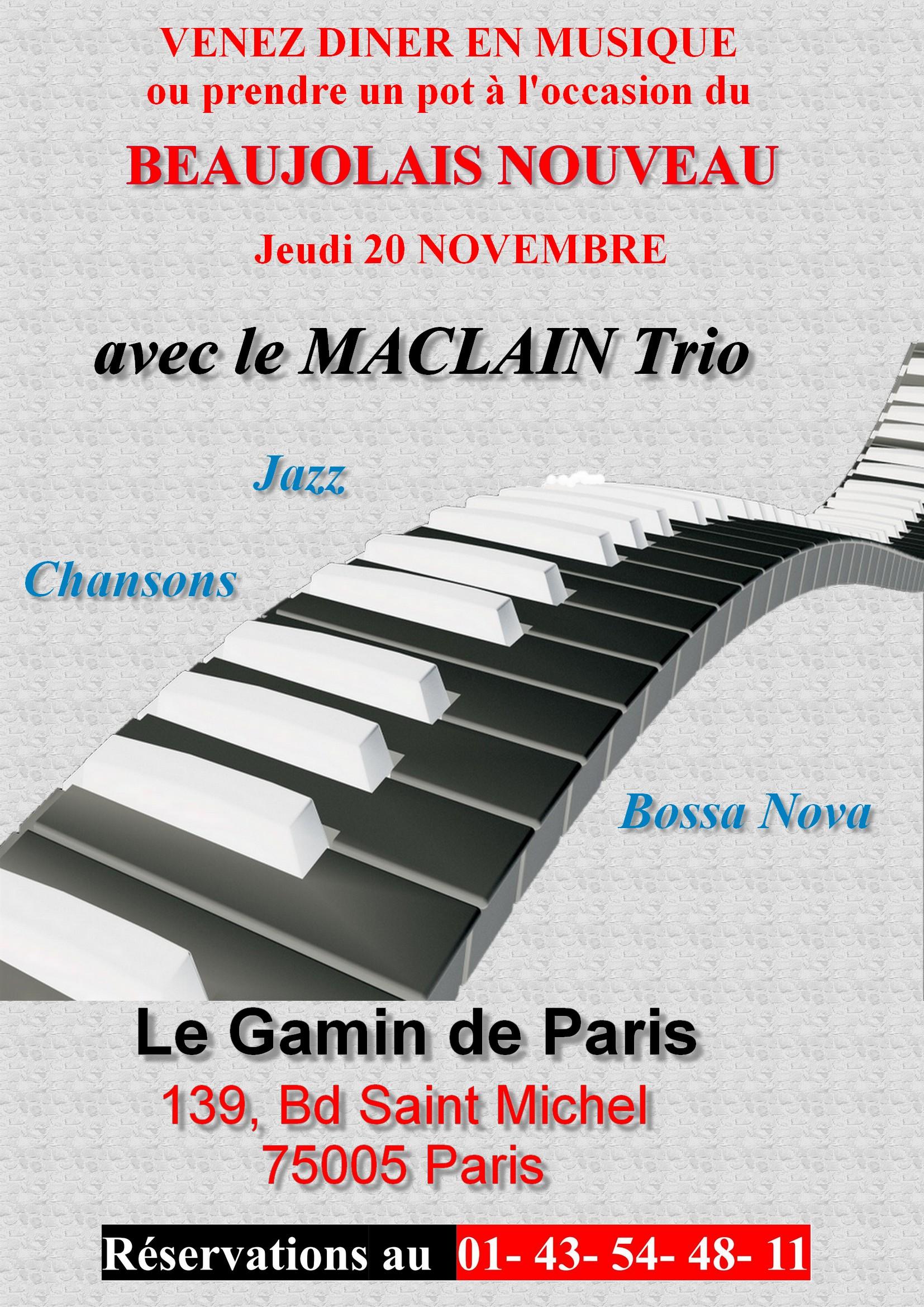 concert beaujolais nouveau 2014